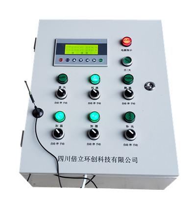 温室大棚控制器手机远程操控LED显示