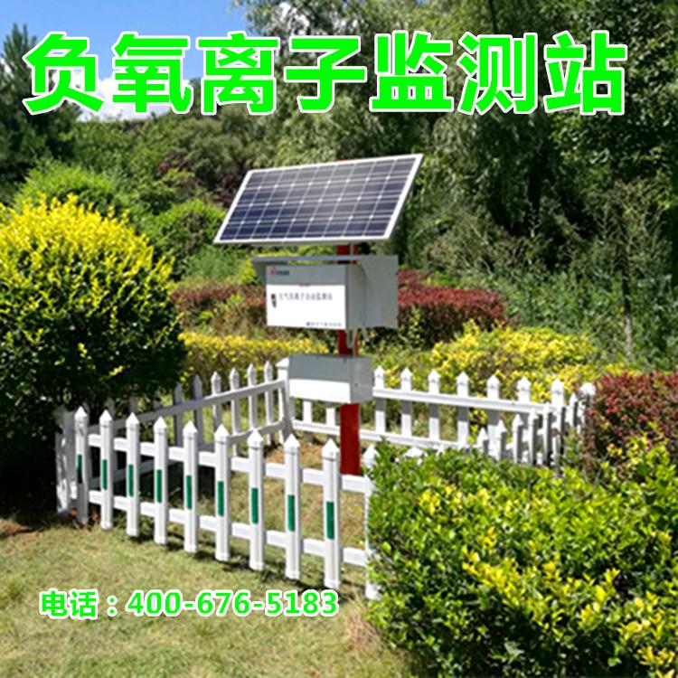 负氧离子监测站 空气负氧离子检测仪 负氧离子LED发布系统